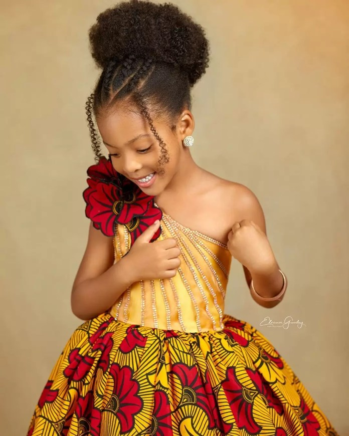 Anna Banner And Her Daughter Are All Glammed Up As She Turns Five Today 1