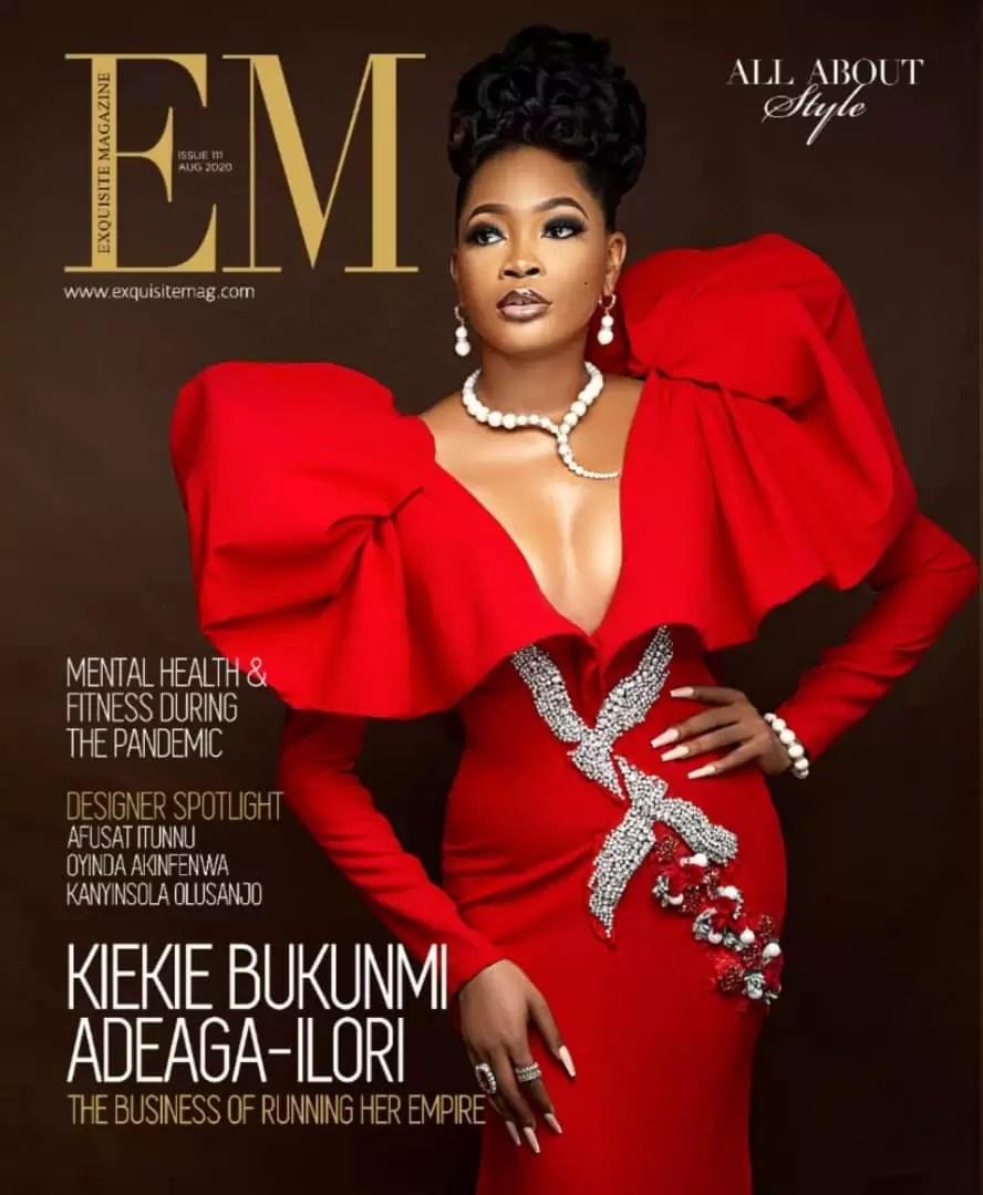 Exquisite Magazine's August 2020 Issue