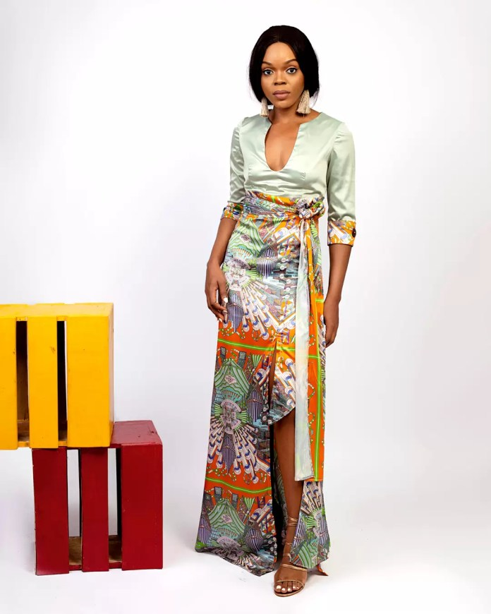 """Take A Look At Nita Robert's  SS20 tagged """"The Lujo Collection"""" 3"""