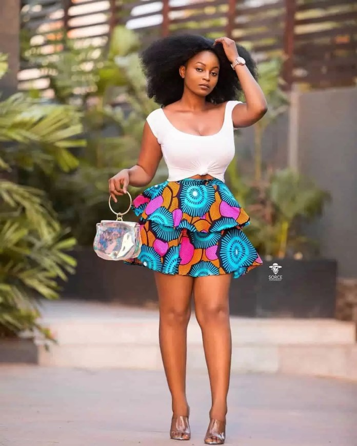 Learn How To Style Ankara Skirts In 4 Simple Ways 2