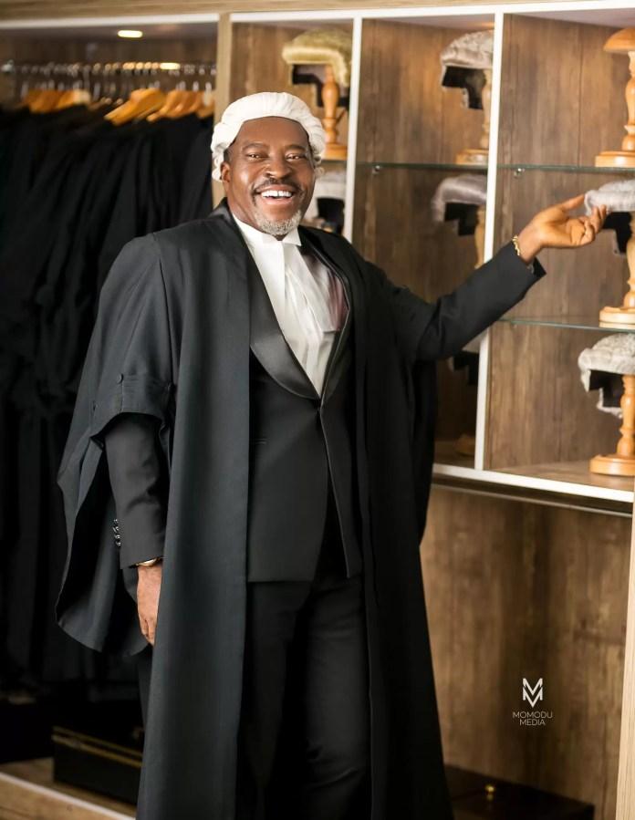 Kanayo O. Kanayo Is The Latest Member Of The Nigerian Bar Association 2