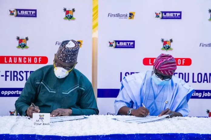 Firstbank Partners LSETF To Offer Funding At Attractive Interest Rate To Low-Cost Private Schools In Lagos State 3