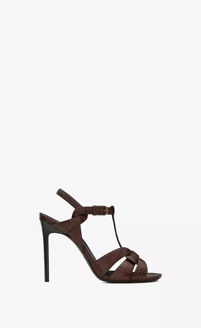 Let's Take A Look At Some Designer Shoes (YSL Women Collection) | Feet Fetish 5
