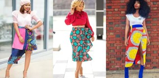 how to style ankara