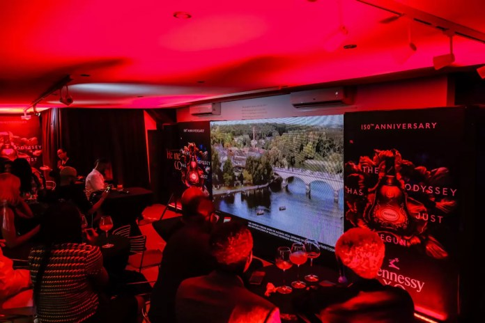 Hennessy XO's 150th Anniversary Was A Grand Affair With A Virtual Immersive Experience By Cai Guo Qiang 1