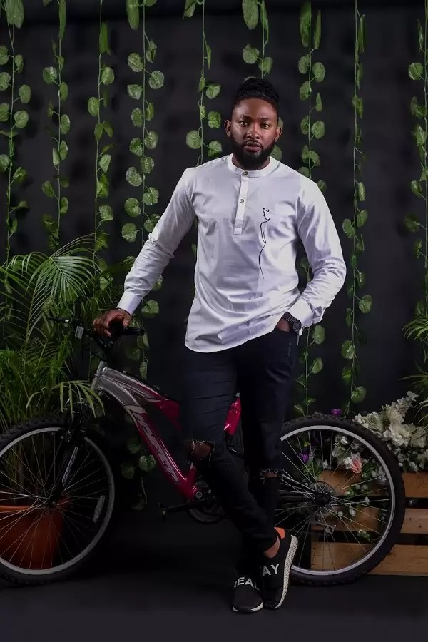 Uti Nwachukwu, Nelson Allison features in FreshbyDotun Latest Shirt Collection | EM Lookbook 10