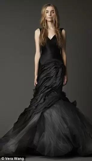 Black Wedding Dresses | EM Lookbook 5