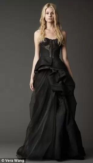 Black Wedding Dresses | EM Lookbook 6