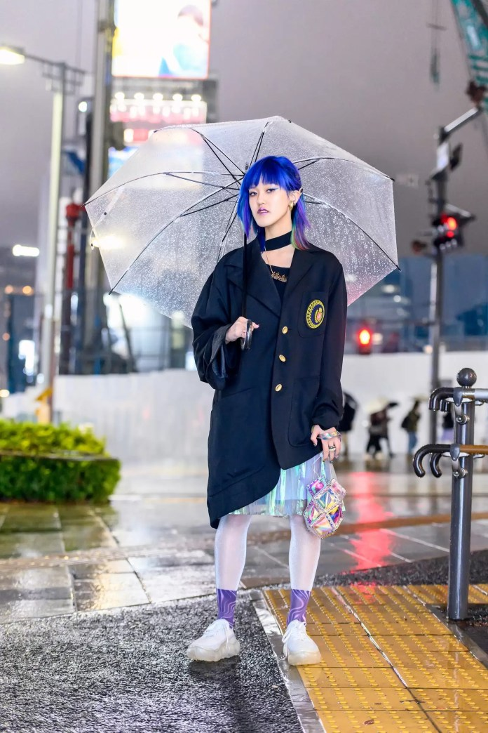 Some Street Style Awesomeness From Tokyo Fashion Week SS21 Just For You! 5
