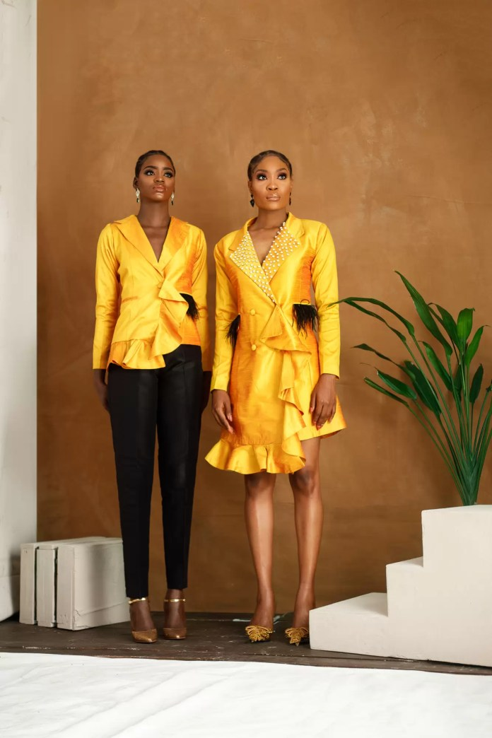 Take A Look At Kiki Okewale's Opulence Collection | SS20/21 1