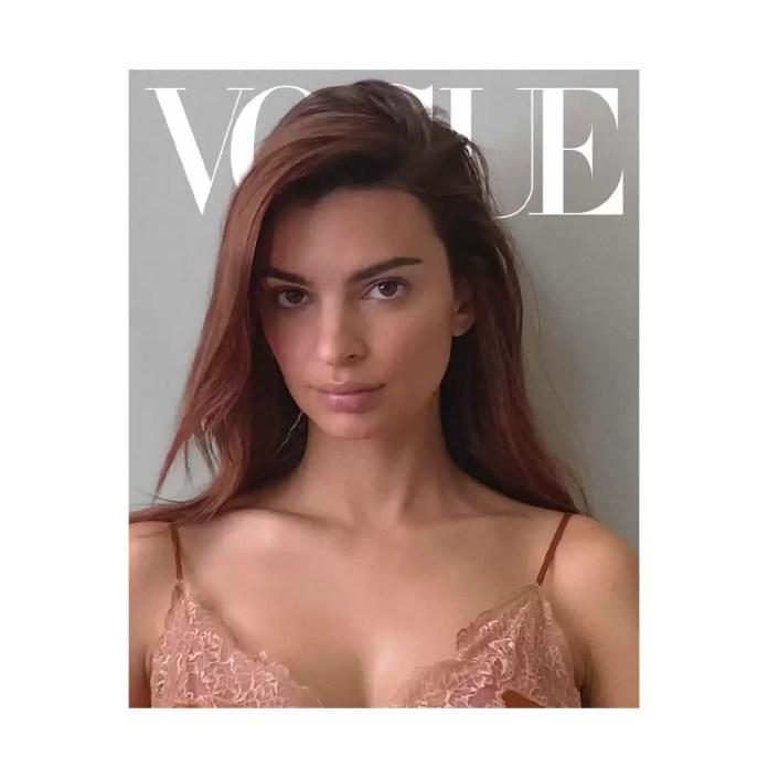 Pure Beauty And Essence Are Why Emily Ratajkowski Is Our Model Of The Week 7