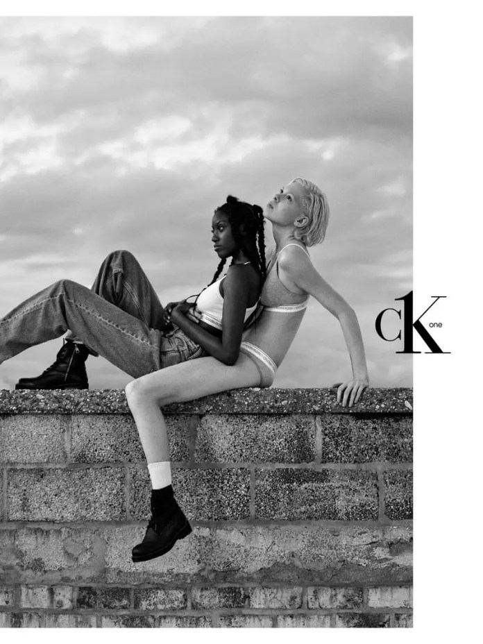 This Calvin Klein Campaign Is Giving Us A Reason To Celebrate Our Youth | CK One 2020 7