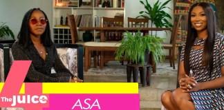 Asa's Latest Interview