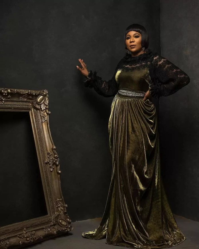 Constance Walter Has Christmas In Mind With Its 'Romantic Noire Collection' Featuring Shaffy Bello 16