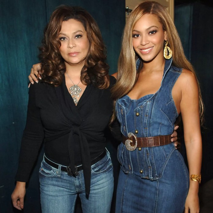 Beyoncé Celebrates Mum's Birthday With Lovely Words and Wishes 2