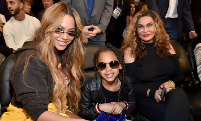 Beyoncé Celebrates Mum's Birthday With Lovely Words and Wishes 5