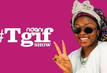 Caramel Plugg on the Ndani TGIF Show