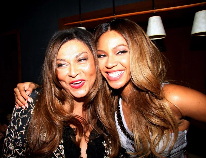 Beyoncé Celebrates Mum's Birthday With Lovely Words and Wishes 1