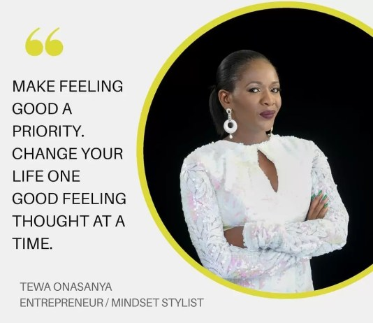 Good Feeling Is A Priority - Live Intentionally With Tewa Onasanya