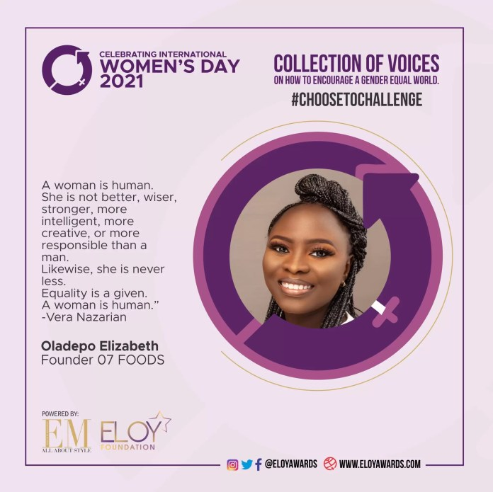 How Exquisite Ladies Are Celebrating International Women's Day 2021 2