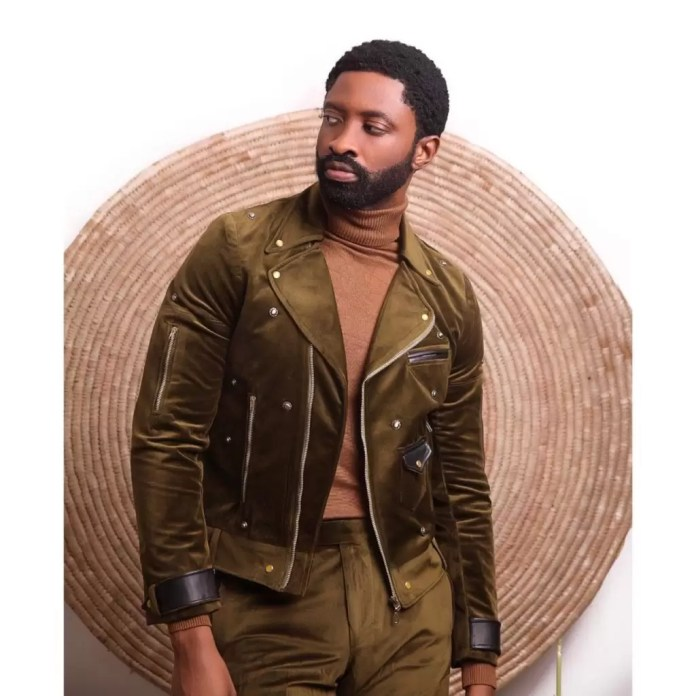 Ric Hassani Partner PatrickSlim For New Fashion Collection 1