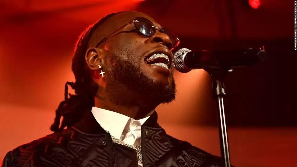 The Grammy Award-Winning Artist Burna Boy Says The Grammy Marks Big