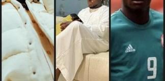 CDQ Blows Hot Over Clash Between Burna Boy And Obafemi Martins