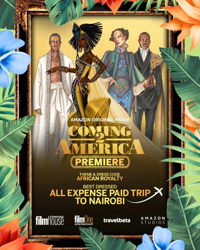 Coming 2 America Trailer Premieres On 5th Of March 2021 2