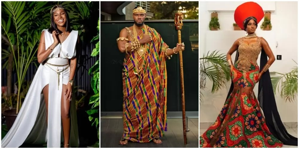 """Our Favorite Nigerian Celebrites """"African Royalty"""" Outfit To 'Coming 2 America 2' Premiere"""
