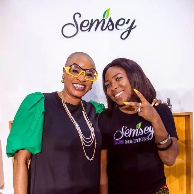 Highlights from the Semsey Experience Centre Launch/EM