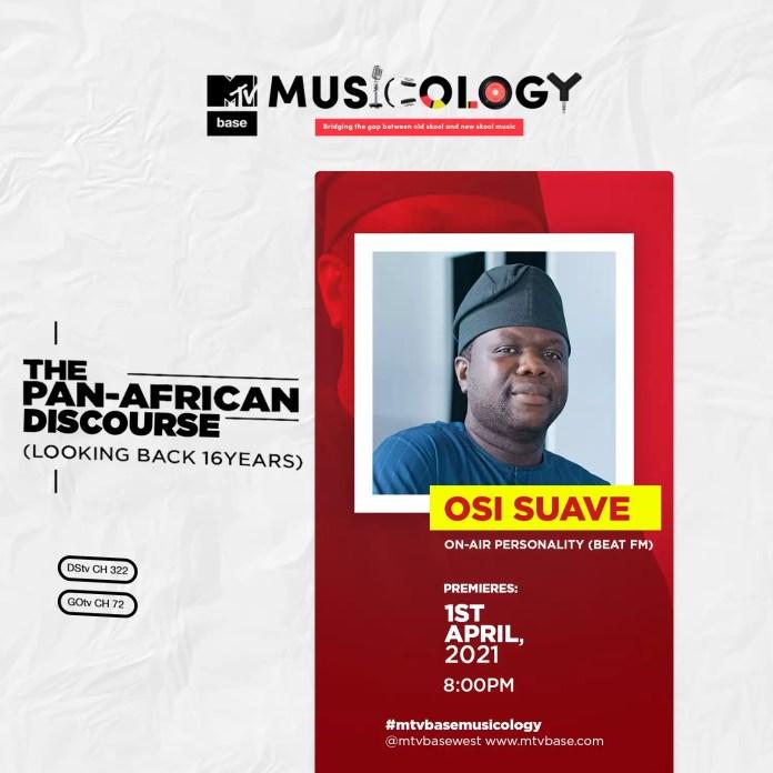 MTV Base Musicology: Masterkraft, Falana, Others Set To Feature On New Episode