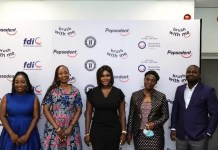 Actress Mercy Johnson, Otto Orondaam (Slum2school), Dental Professionals And Others Joined Pepsodent Round Table To Discuss The Importance And Actions To Foster Good Oral Hygiene With The Pandemic.