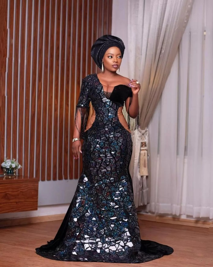 Wedding Guests Dazzle As Toyin Lawani Ties The Knot With The Love Of Her Life 3