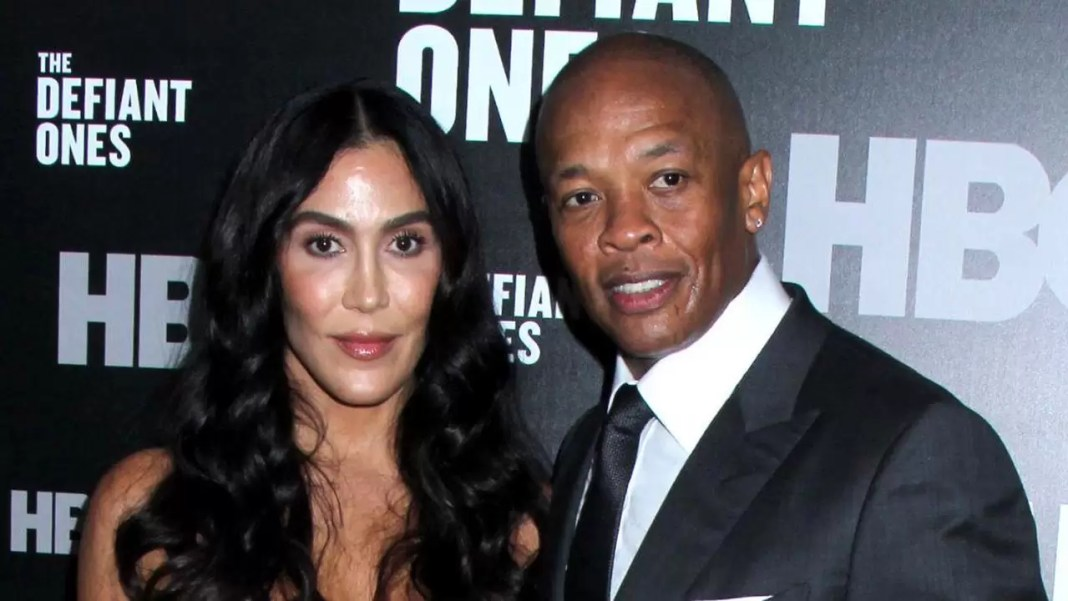 Dr Dre To Pay Ex- Wife, Nicole Young, Monthly Spousal Support Of $300,000