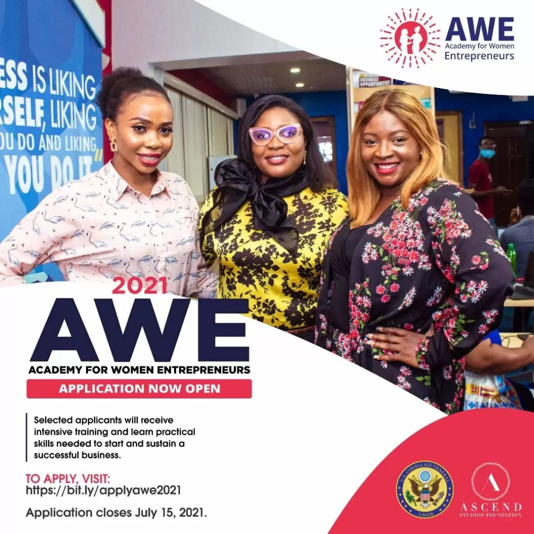AWE - for Women Entrepreneurs