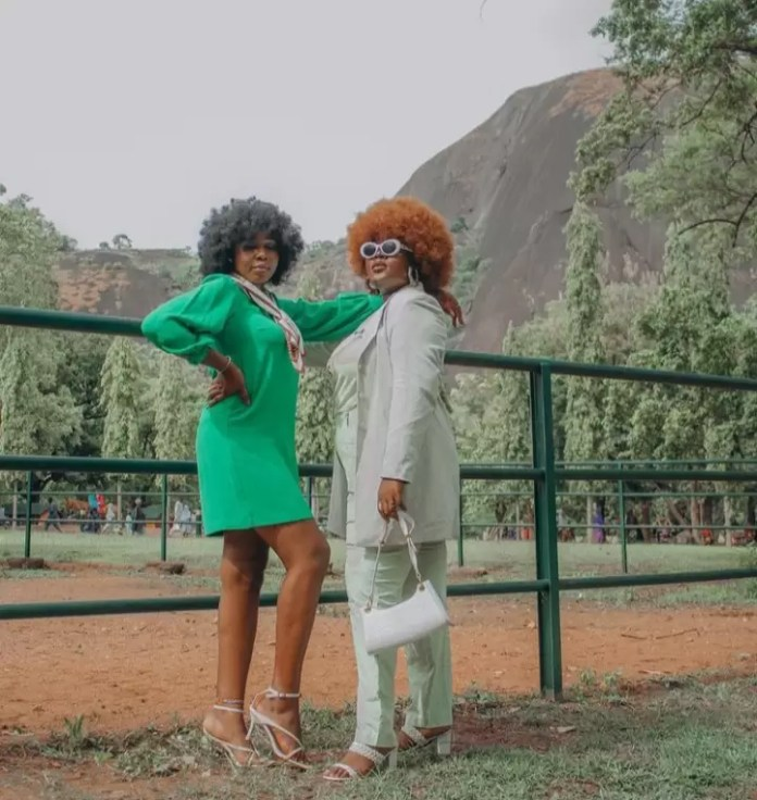 Style Q and A With Alexandra Obochi aka the Fatshionista 2
