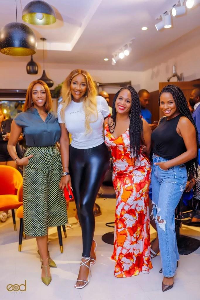 Toni Tones, Lasisi Elenu, Mimi Onalaja & More Attend Netflix Private Screening for Idia Aisien's 'Nneka the Pretty Serpent' - PHOTOS 2