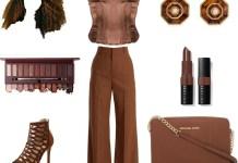Brown Monochromatic