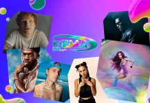 2021 MTV EMAs