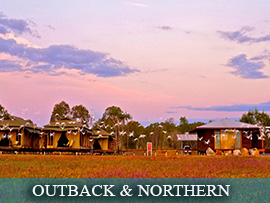 OUTBACK & NORTHERN TERRITORY