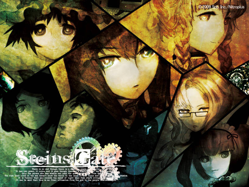 [PC] Visual Novel: Steins;Gate (1/6)