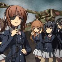 121. Girls Und Panzer OST