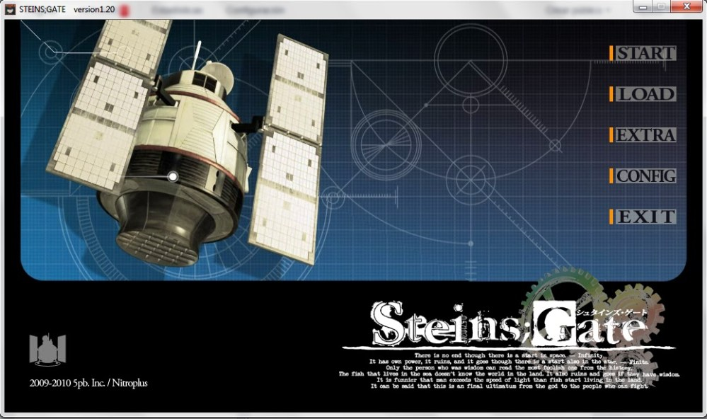 [PC] Visual Novel: Steins;Gate (5/6)
