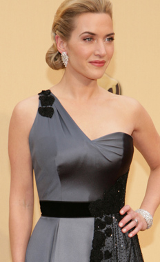 Kate Winslet at the Oscars 2009 on Exshoesme.com