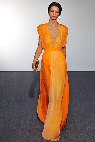 Halston Sunburst Gown on Exshoesme.com