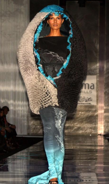 Nikhil and Shantanu SS09 Cocoon Dress on Exshoesme.com
