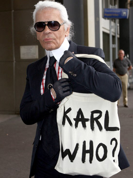 Karl, So Nice in Nice, So Nice in Nice...