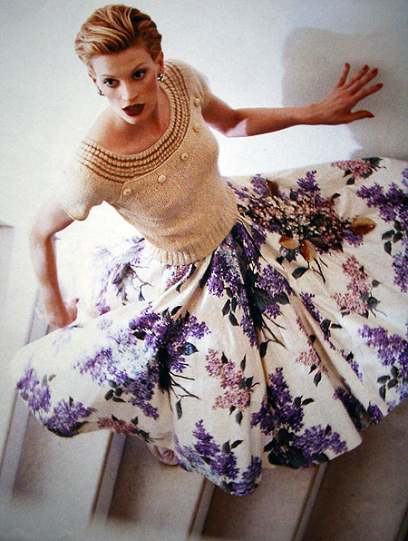 km vogue us 1995 steven meisel