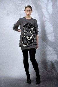 Stella's modern snow-leopard.