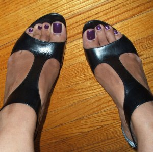 My everyday work sandals